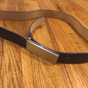 Brand New Navy Loft Belt